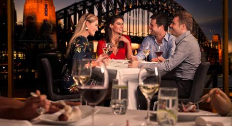 キー・レストラン、シドニー