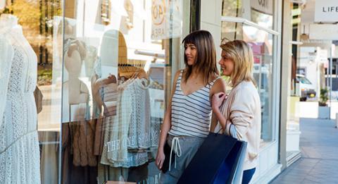 ファッションとショッピング