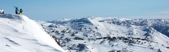 ペリッシャー・レンジ・スキー・リゾート、コジオスコ国立公園
