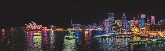 ビビッド2015、シドニー