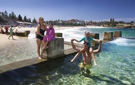クージー海水プール、シドニー