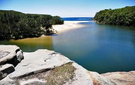 ワタモラ・ビーチ、シドニー・サウス